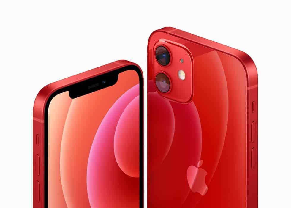 iPhone 12 vs iPhone 12 Mini design