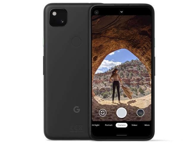 Google Pixel 4a review: cameras