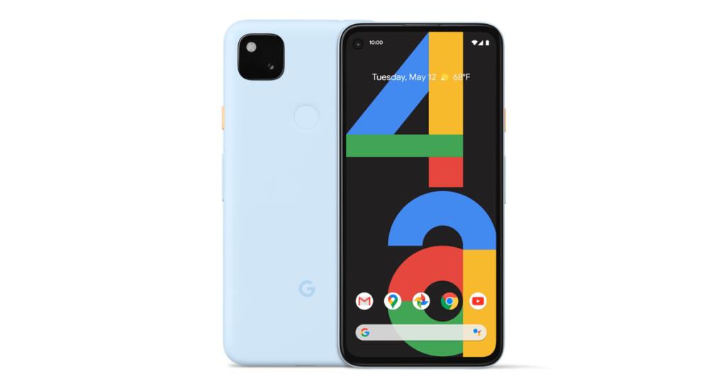 Google Pixel 4a review: design