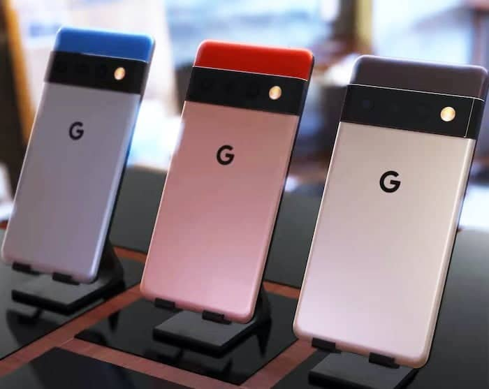 Google Pixel 6 leaks: colors
